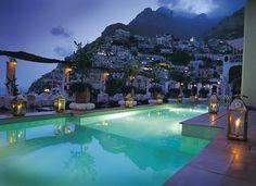 Lantern Pool, Santorini, Greece