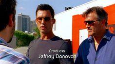 "Producer Jeffrey Donovan, Burn Notice ""Signals and Codes"" Season 3, Episode 5, 2009."