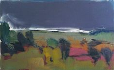 orage | acrylique sur toile | By: Olivier Rouault | Flickr - Photo Sharing!