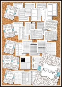 The ULTIMATE Health and Fitness Planner ~ To Insanity & Back