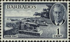 Country: Barbados Series: King George VI and Local Scenes Catalog codes: Michel BB 184 Stamp Number BB 216 Yvert et Tellier BB 194 Stanley Gibbons BB 271 Themes: Famous People Barbados, King James I, Stamp World, Windward Islands, Number Stamps, Kings Man, Head Of State, Caribbean Sea, King George