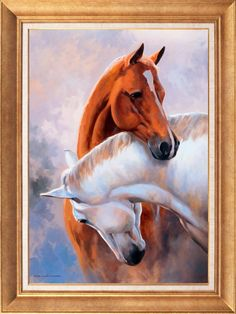Canvas Painting Tutorials, Easy Canvas Painting, Pour Painting, Oil Painting Pictures, Pictures To Paint, Turkish Art, Painted Pony, Painting Wallpaper, Angel Art