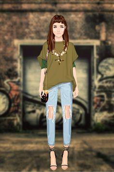 MarinaAsako *Deep Fashion*
