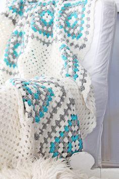 VIBEKE DESIGN: crocheted