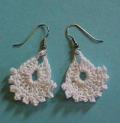 dainty crochet earrings                                                                                                                                                                                 More