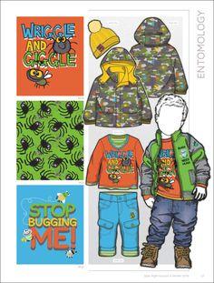 Style Right Babywear Trend Book - A/W 15/16 - Kidswear - Styling ...