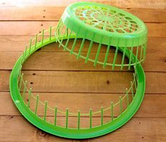 Why cutting a Dollar Store laundry basket will save you tons of time this season