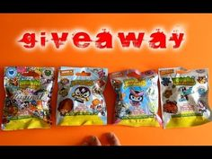 Moshi Monsters GIVEAWAY !!! Free Moshlings - YouTube Moshi Monsters, Giveaway, Snack Recipes, Chips, Youtube, Free, Style, Snack Mix Recipes, Swag