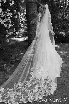 Vestido de noiva Estrelícia