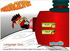 Frootocalypse - #Educationalgames for kids such as Frootocalypse tests your child's #GK skills in a fun and entertaining kind of way. For more interacting #game for #kids, visit: http://mocomi.com/fun/games/