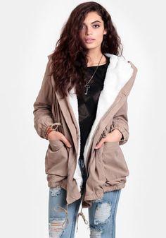Prone to Wander Hooded Anorak #threadsence #fashion