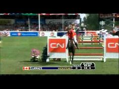 1° Eric Lamaze & Hickstead 11.09.2011 Calgary 2011 (Canada) CSIO - what an amazing rider...the triple jump close to the end is amazing.  RIP Hickstead.