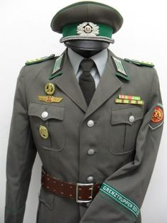 Grenztruppen Uniform Grenzflieger Faehnrich Photo by boreasklipper | Photobucket
