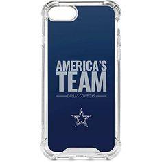 604c90bae3835d Skinit NFL Dallas Cowboys iPhone 8 LeNu Case - Dallas Cowboys Team Motto  Design - Premium Vinyl Decal Phone Cover