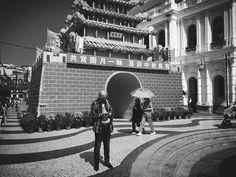 Macau from Ken Tam's Diary