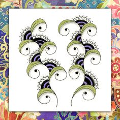 My drawings inspired by Zentangle® and other tangles and patterns Doodles Zentangles, Zentangle Patterns, Zen Doodle, Doodle Art, Metallic Colored Pencils, Seed Art, Aztec Art, Black Artists, Doodle Drawings