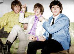 George, Ringo & Paul