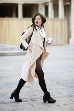 Long coat style