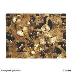 Steampunk Doormat