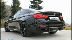 BMW M4 Coupè 3.0 (431cv) - Sound Inoxcar #BMW #BMWM4 #Racing #Inoxcar #Motorsport #Fastcars #Luxurycars #Luxurylifestyle
