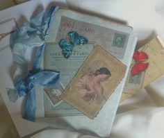 La Petite Secret BookLovely 20 Page Notebook by LeFrenchChateau, $4.00