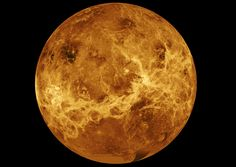 Computer Simulated Global View of Venus | Galleries - NASA Solar System Exploration