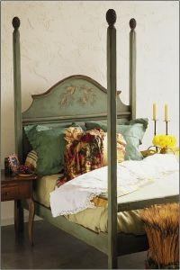 Su Su II Tall Post Bed from Farmhouse