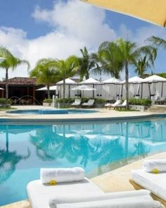 JW Marriott Panama Rio Hato Panama  Steps from the beach, the El Faro Club House has a choice of three pools and bars.