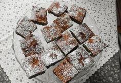 Mákos sütemény 2. - cukormentes Feta, Cheese, Desserts, Tailgate Desserts, Deserts, Postres, Dessert, Plated Desserts