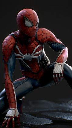 Spiderman HD Games Wallpapers Photos and Pictures Marvel Comics, Marvel Heroes, Captain Marvel, Marvel Avengers, New Spiderman Costume, Spiderman Art, Amazing Spiderman, Spiderman Sketches, Ps Wallpaper