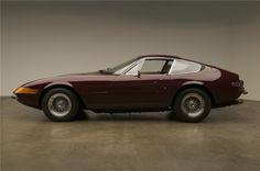 1972 #FERRARI 365 GTB/4 DAYTONA