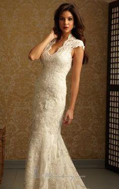 $550.00  http://www.ebay.com/itm/Allure-Lace-Bridal-Dress-2445-/110914258785?pt=Wedding_Dresses=item19d3014761#ht_500wt_1198