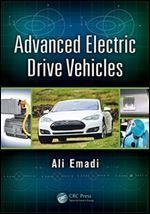 Advanced Electric Drive Vehicles (Energy, Power Electronics, and Machines) free ebook download