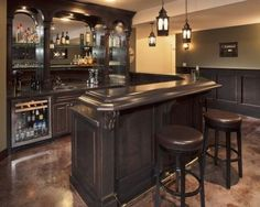 Man Cave Store Norcross : Basement remodels you wish had basements men cave and