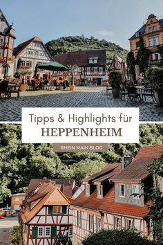 Geo, Places To Visit, Germany, Tours, Adventure, House Styles, Travel, Nature Activities, County Seat