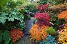 Фото из статьи: 15 лучших осенних садов и советы по планированию участка