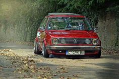 Volkswagen Golf Mk2, Vw Mk1, Gtr Car, Golf Tips, Custom Cars, Volvo, Jdm, Shank, Cure