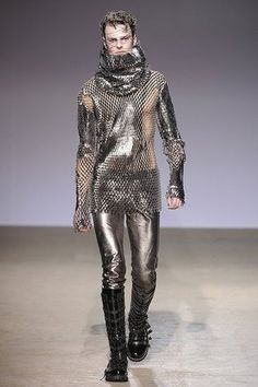 Gareth Pugh's Men Fall '09 Collection