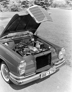 Mercedes-Benz 220Sb (W111)