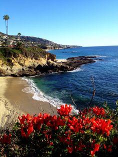 Laguna Beach, California. Gorgeous beach!