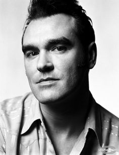 This Morrissey photo is from a '94 shoot for Ray Gun magazine. Have the issue? Send us a pic!