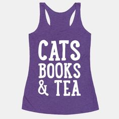 Cats, Books & Tea