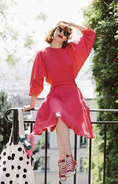 ROBE DITA SHOCKING PINK https://www.wearlemonade.com/fr/robe-dita-shocking-pink.html