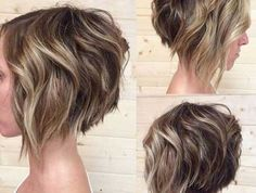 20 Wavy Short Hair Pictures You Will Love