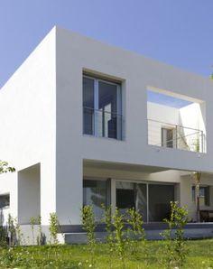 """Ascoz Arquitectura. Vivienda """"La caja mágica""""."""
