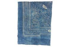 Dong Hill Tribe    Batik Textile on OneKingsLane.com