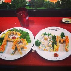 Sushi prom proposal | 24 Creative Ways To Ask Someone To Prom