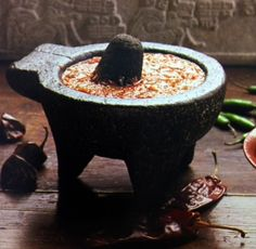 MexiGrocer.com is a good source for everything you need to start learning Mexican Cuisine.This includes tools, recipes and seasonings.