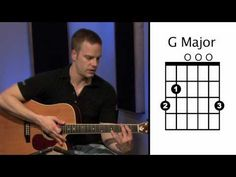 Get instant access to FREE guitar lessons at http://GuitarLessons.com  .  Learn how to play your open G and D Major chords in this beginner guitar lesson.  .  For more great free guitar lessons visit:  - http://www.GuitarLessons.com  .  Watch This Video At:  - http://www.guitarlessons.com/guitar-lessons/g-major-and-d-major-chords.php