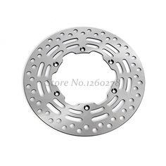 New Motorcycle Front Rotor Brake Disc For Yamaha WR125 YZ125 YZ250 WR450F YZ450F